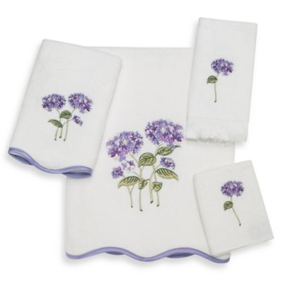 Avanti Garden Bloom Washcloth