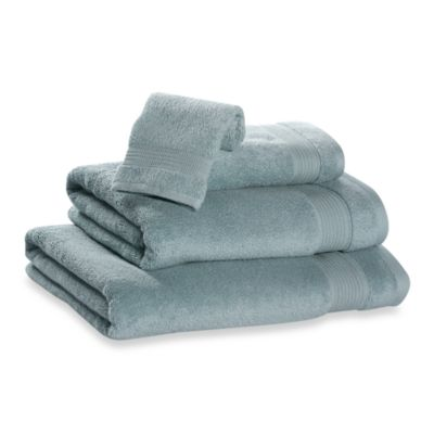 Microdry® Bath Towel in Blue