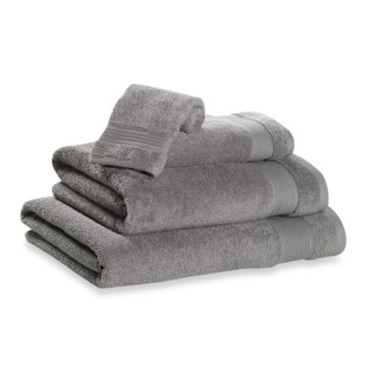 Microdry® Hand Towel in Grey