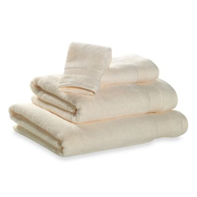 Microdry® Bath Towel in Ivory