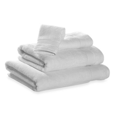 Microdry® Bath Towel in White