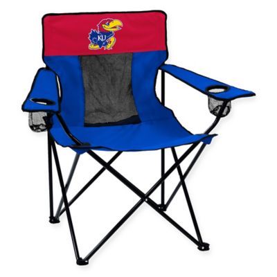 University of Kansas Deluxe Folding Chair