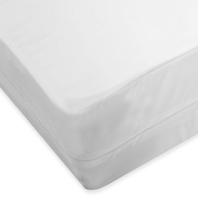 Protect-A-Bed® AllerZip® Smooth Queen Mattress Encasement