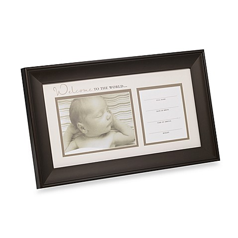 Havoc Gifts™ Welcome to the World Frame