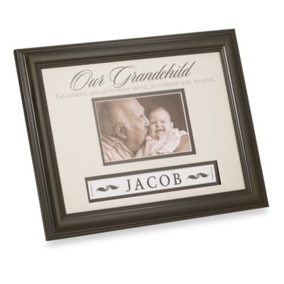 Our Grandchild Personalized Frame