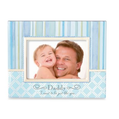 Grasslands Road™ Baby It's You 4-Inch x 6-Inch Daddy Photo Frame