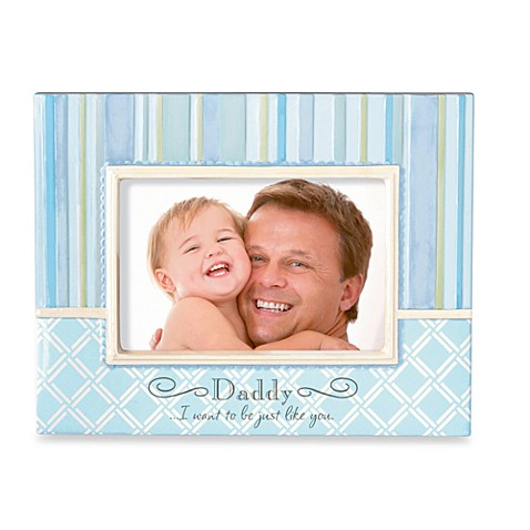 Grasslands Road® Baby It's You 4-Inch x 6-Inch Daddy Photo Frame