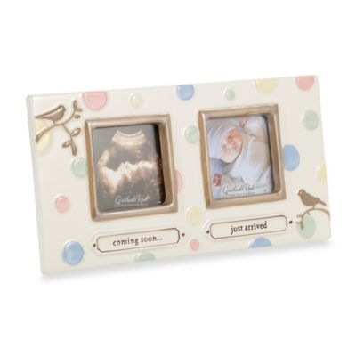 Grasslands Road™ Dot Dot Dot Sonogram Frame