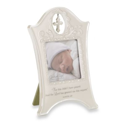 Grasslands Road™ Dot Dot Dot For This Child Photo Frame