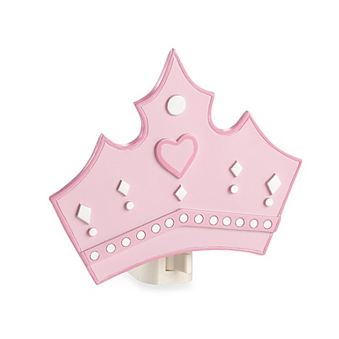 NoJo® Princess Crown Nightlight