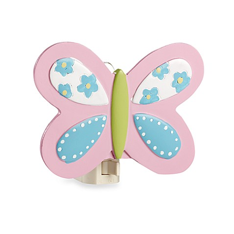 NoJo® Butterfly Nightlight