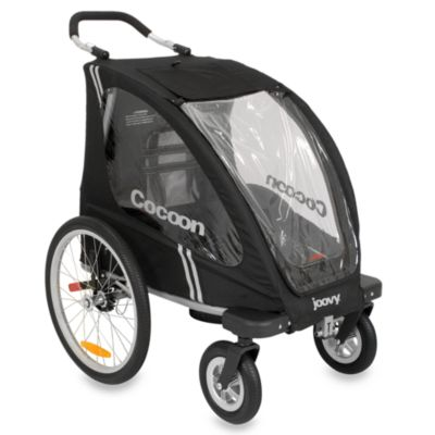 Single Strollers > Joovy® Cocoon Single Stroller in Black