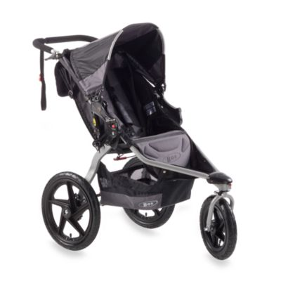 BOB® Revolution® SE Single Stroller in Black