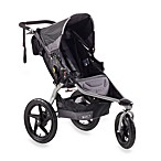BOB® Revolution SE Single Stroller in Black