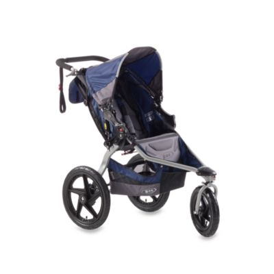 BOB® Revolution SE Single Stroller in Navy - from BOB Strollers