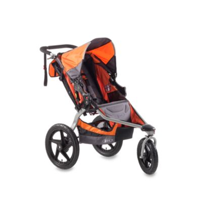 BOB® Revolution SE Single Stroller in Orange