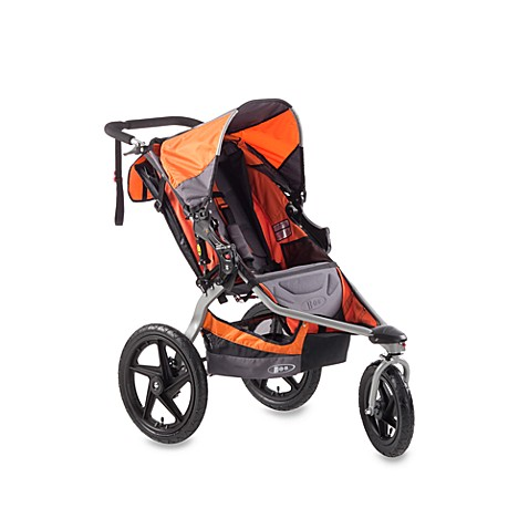 BOB® Revolution® SE Single Stroller in Orange