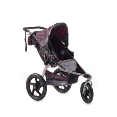 BOB® Revolution SE Single Stroller in Plum - from BOB Strollers