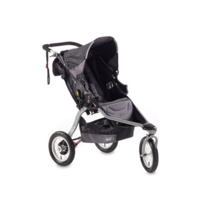 BOB® Revolution CE Single Stroller in Black