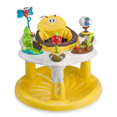 ExerSaucer® Jump & Learn™ Active Learning Center in Bee