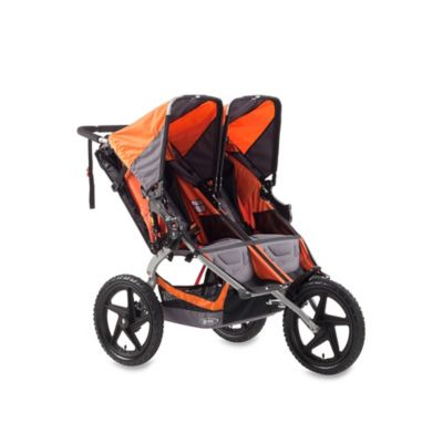 BOB® Sport Utility Duallie Stroller in Orange
