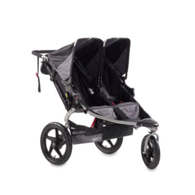BOB® Revolution SE Duallie Stroller in Black
