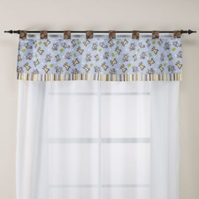 CoCaLo® Monkey Time Valance