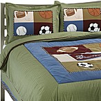 Cocalo Sports Fan Bed Skirt