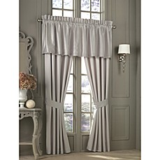 House of Dereon Diva Window Panels and Valance