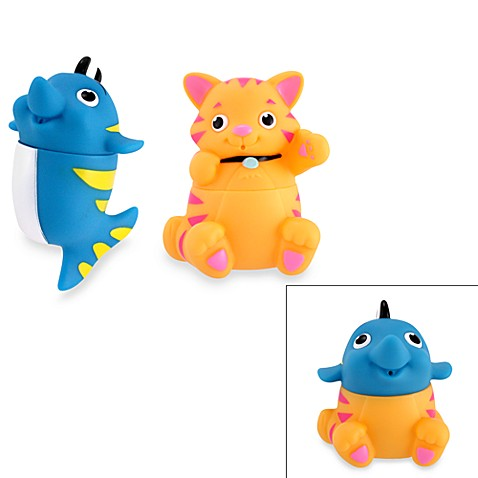 Sassy® Silly Squirts™ Bath Toys