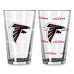 Atlanta Falcons Color Changing Pint Glasses (Set of 2)