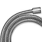 Hotel Spa 5 in 7 Foot Stretchable Stainless Steel Shower Hose