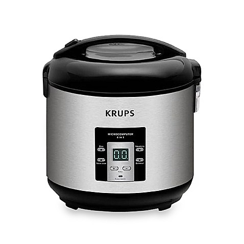 Krups 5-Cup Rice Cooker RK7009