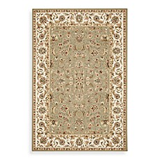Safavieh Chelsea Collection Wool Rugs in Sage/Ivory