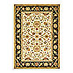 Safavieh Lyndhurst Traditional 2-Foot 3-Inch x 6-Foot Rug in Ivory and Black