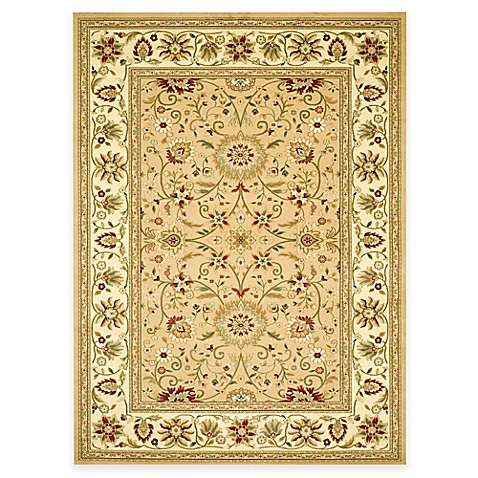 Safavieh Lyndhurst Collection Beige and Ivory 8' Round Rug
