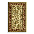 Safavieh Lyndhurst Collection Rugs in Ivory/Red