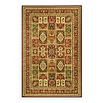 Safavieh Lyndhurst Collection Patchwork Rugs in Red