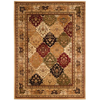 Safavieh Lyndhurst Diamond Patchwork 8-Foot Round Rug