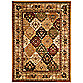 Safavieh Lyndhurst Diamond Patchwork Rugs in Black
