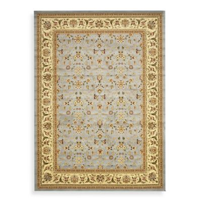 Safavieh Lyndhurst Rugs in Light Blue/Ivory
