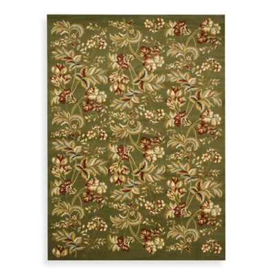 2-Foot 3-Inch x 8-Foot Runner in Sage