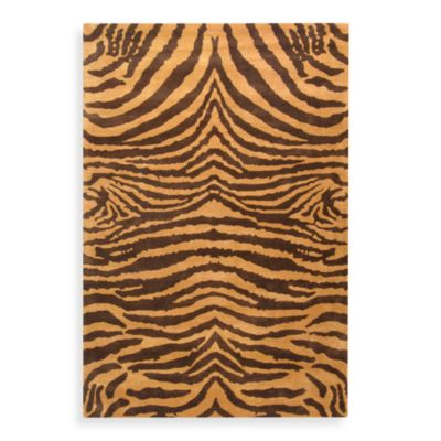 Brown Animal Rugs
