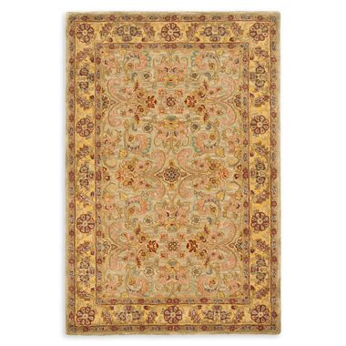 Safavieh Classic Wool 2-Foot 3-Inch x 14-Foot Runner