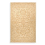Safavieh Chelsea Ivory and Gold Wool Accent Rugs