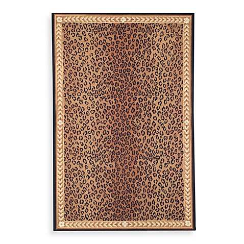 "Safavieh Chelsea Black and Brown Wool 8' 9"" x 11' 9"" Rug"
