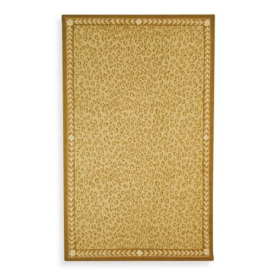 Safavieh Chelsea Wool 7-Foot 9-Inch x 9-Foot 9-Inch Rug in Tan