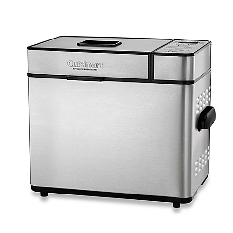 Cuisinart® Stainless Steel Programmable Bread Maker