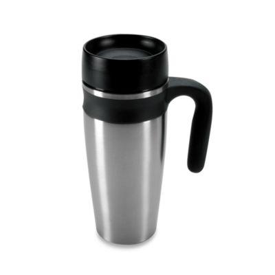 OXO® Stainless Steel LiquiSeal™ Travel Mug with Handle
