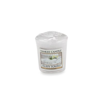 Yankee Candle® Fluffy Towels™ Sampler® Votive Candle